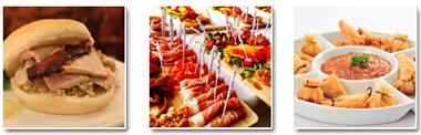 Range of Delicious Menus by Hog Roast Devon
